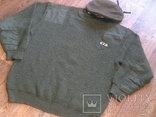 Commando свитер + берет зеленый, фото №7