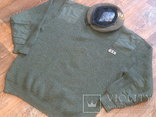 Commando свитер + берет зеленый, фото №3