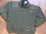 Commando свитер + берет зеленый, фото №9