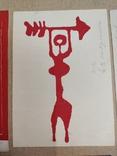 Куликов Виталий Ник.(1935-2015). ЧХУ. Харьков.Ученик Г.А.Бондаренко. Подписные., фото №6