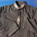 Восточная мужская рубашка с вышивкой, фото №10