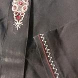Восточная мужская рубашка с вышивкой, фото №11