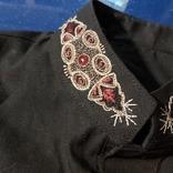 Восточная мужская рубашка с вышивкой, фото №13