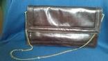 Кожаная женская сумочка, фото №2