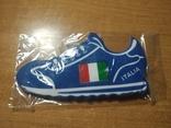 Футбольный сувенир на присоске №2 Италия, фото №2