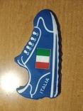 Футбольный сувенир на присоске №2 Италия, фото №3