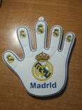 Футбольный сувенир на присоске №3 Мадрид, фото №3
