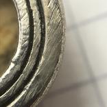 Подвес серебро, фото №5