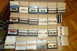 Аудиокассета кассета - 24 шт в лоте МК 90 60, фото №2