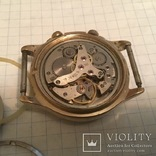 Часы Полёт Сигнал А У Позолота., фото №11
