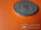 1 талер  1858 Саксония  серебро  (Т.1.7)~, фото №7