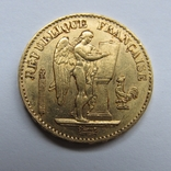 20 франков 1875 г. Франция, фото №6