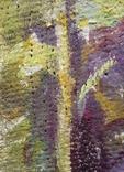 "В.Кнышевский ""Лето.Подсолнухи"",х.м.25*40см,1981г, фото №6"
