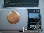 Швейцария,золото,хронограф на ходу, фото №5