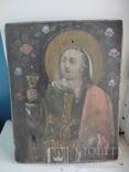 Икона Святая Варвара., фото №2