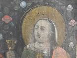 Икона Святая Варвара., фото №8