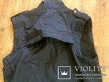 Жилетка Polizei +Justizwache рубашка (большой размер), фото №7
