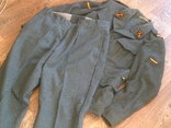 Китель + штаны теплые, фото №2