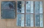 Студийные аудиокассеты (блок) с записями Филиппа Киркорова, фото №3