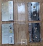 Студийные аудиокассеты (блок) с записями Филиппа Киркорова, фото №9
