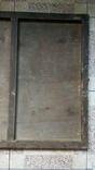 Икона старинная большая Святая Троица 81 х 71 см, фото №10