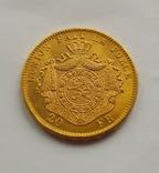 Бельгия, 20 франков 1875г. aUNC, фото №5