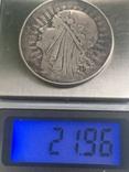 10 злотых 1932 г (Ядвига), фото №4
