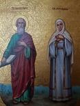 Икона Иоанн и Васса, фото №5