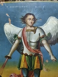 Икона святой Михаил, фото №3