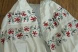 Сорочка вышиванка старинная №28, фото №4