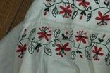 Сорочка вышиванка старинная №28, фото №7