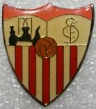 """Знак футбольного клуба """"Севилья"""" (Испания), фото №2"""