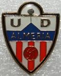 """Знак футбольного клуба """"Альмерия"""" (Испания), фото №2"""