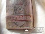 Спичечница царская, галоши треугольник, фото №6
