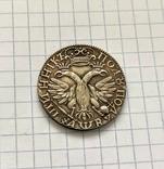 Петр Великий. Монета. Реплика, фото №3