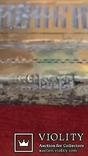 Икона Господь Вседержитель 1886 год, оклад серебро, фото №7