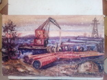 Стройка газопровода.Н.Нечвоглод.39-64см., фото №6
