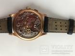 Швейцарские часы хронограф лунник, фото №9