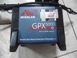 Металлоискатель Minelab GPX 5000, фото №3