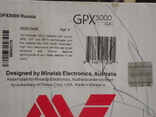 Металлоискатель Minelab GPX 5000, фото №9