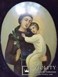 Ікона Св. Антоній Падуанський, фото №3