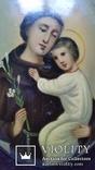 Ікона Св. Антоній Падуанський, фото №5