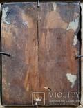 Ікона Параскева П'ятниця, мідь, 10,8х8,4 см, фото №9