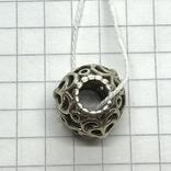 Шарм серебро, фото №3