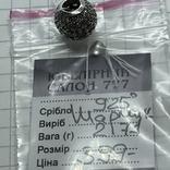 Шарм серебро Pandora, фото №6