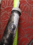 Металлическая приспособа самодельная нержавейка ракета, фото №10