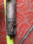 Металлическая приспособа самодельная нержавейка ракета, фото №12