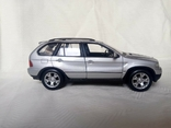 Автомодель BMW X5 1:24 Welly, фото №2