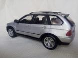 Автомодель BMW X5 1:24 Welly, фото №10