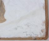 Этюд. Зимние березы. 62х49,5, фото №8